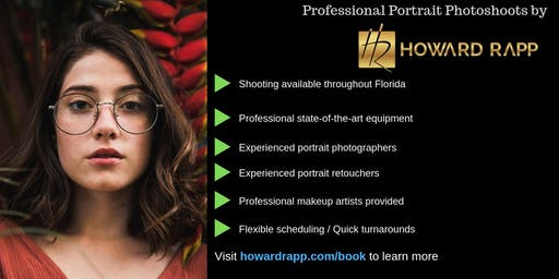 Calling Tampa Models - Professional Portrait Photoshoots