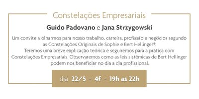 Constelações Empresariais | Guido Padovano e Jan