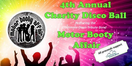 4th Annual Charity Disco Ball with Motor Booty Affair tickets