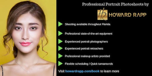 Casting Portrait Models in South Florida