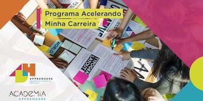 PROGRAMA ACELERANDO MINHA CARREIRA - ON-LINE