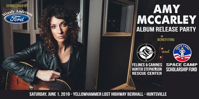 Amy McCarley Album Release Party