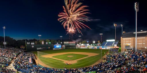 A Night of Baseball with the Portland Seadogs