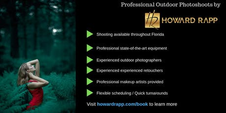 Build Your Professional Modeling Portfolio in Miami tickets