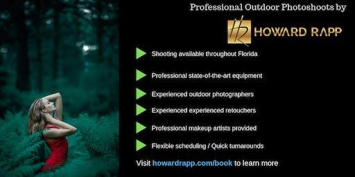 Build Your Professional Modeling Portfolio in Miami