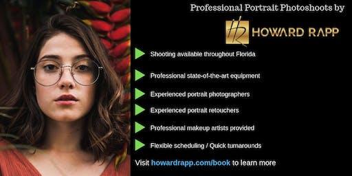 Calling South Florida Models - Portrait Photoshoots