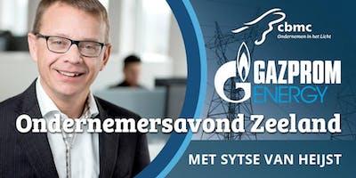 CBMC Ondernemersavond Zeeland met Sytse van Heijst | 20 mei