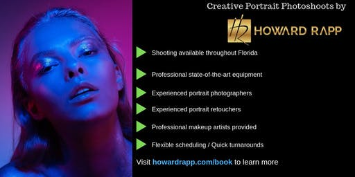 Build Your Professional Modeling Portfolio in South Florida