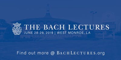 THE BACH LECTURES