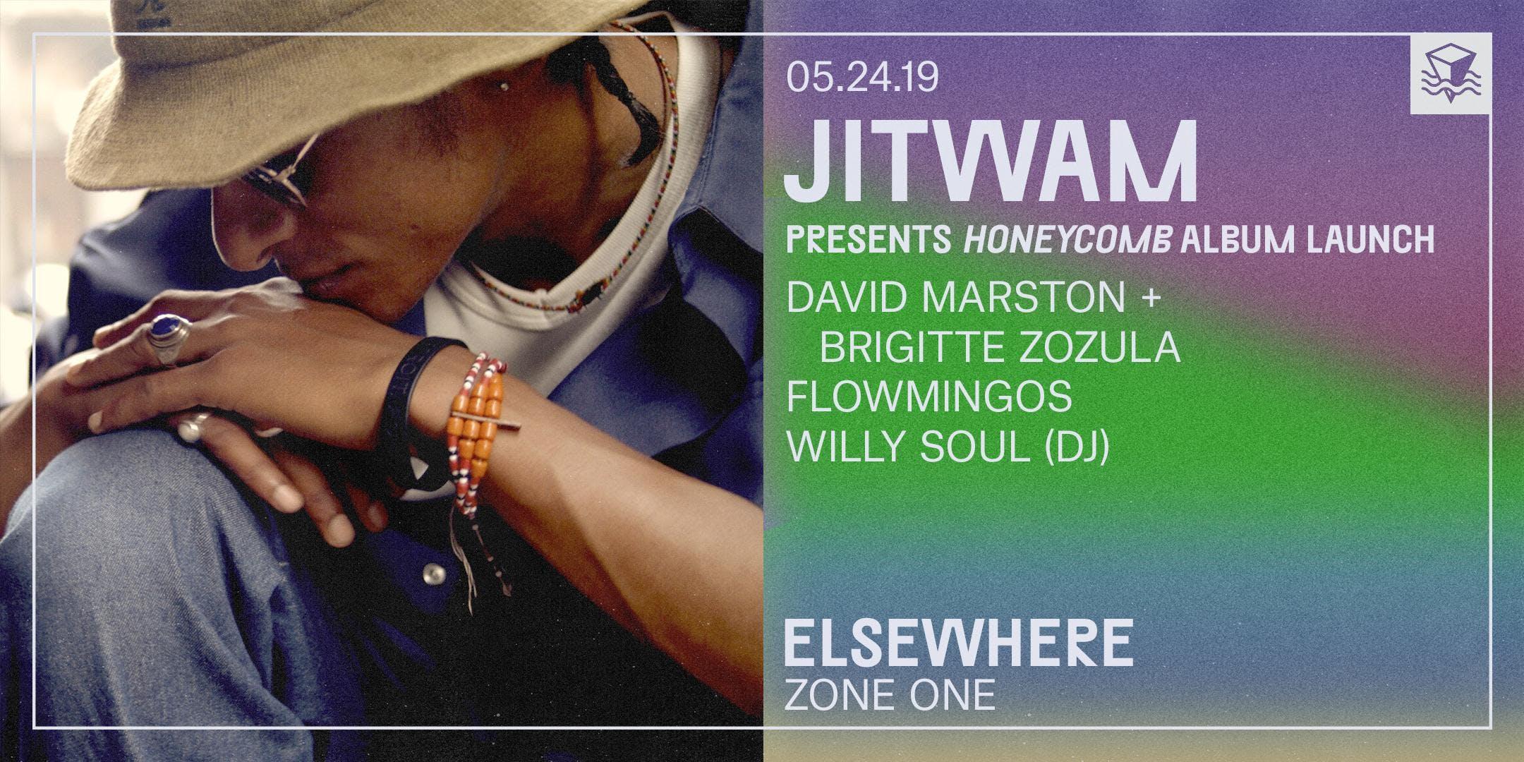 Jitwam Presents 'Honeycomb' Album Launch