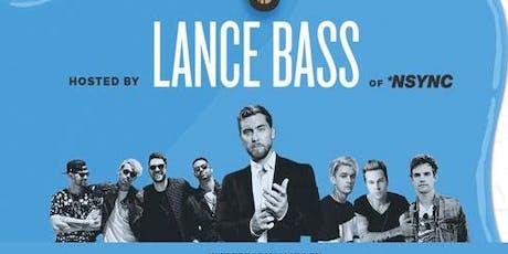 VIP Experience with Lance Bass - Huntington, NY tickets