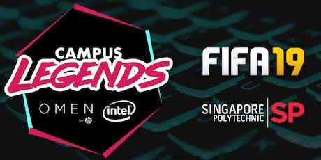 Campus Legends 2019: FIFA19 - NTU Qualifiers tickets