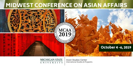68th Midwest Conference on Asian Affairs Annual Meeting tickets
