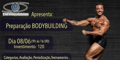Workshop: Preparação Bodybuilding