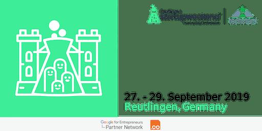 Techstars Startup Weekend Reutlingen 09/19