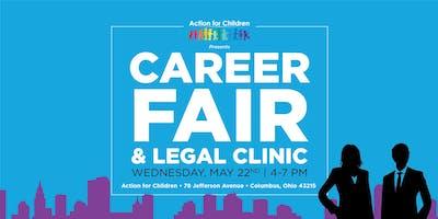 Career Fair & Legal Clinic