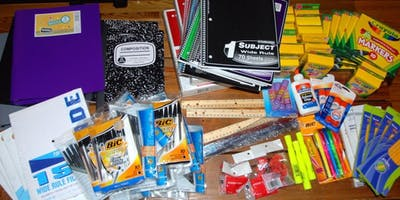 2019 No More Violence Youth Convention Back to School Supplies Giveaway