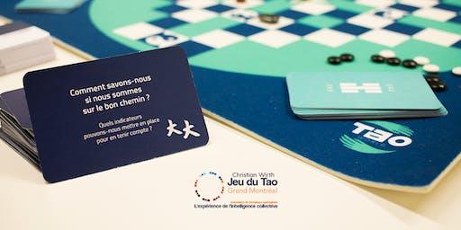 Stage de formation professionnelle de facilitateur facilitatrice jeu du Tao
