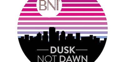 VISITORS DAY - BNI DUSK NOT DAWN