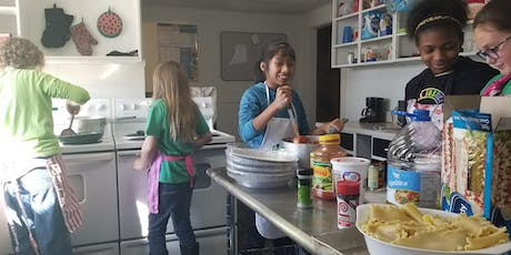 Junior Baker & Junior Chef Summer Camp tickets