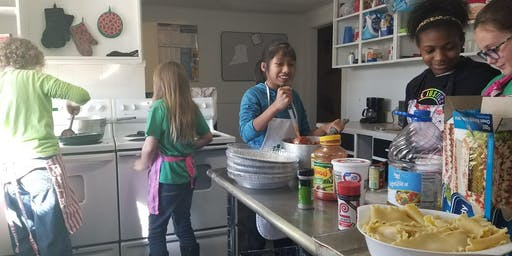 Junior Baker & Junior Chef Summer Camp