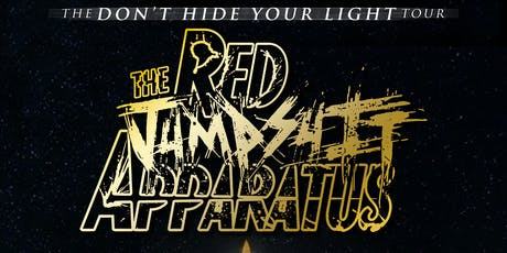 Red Jumpsuit Apparatus w/ Wolves at the Gate tickets