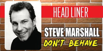 An Evening of Comedy Featuring Steve Marshall