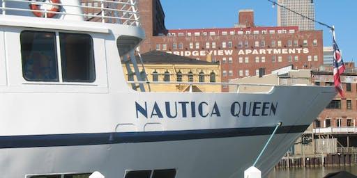 Networking Night Aboard the Nautica Queen