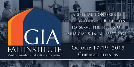 2019 GIA Fall Institute tickets