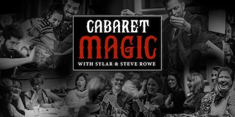 Cabaret Magic  tickets
