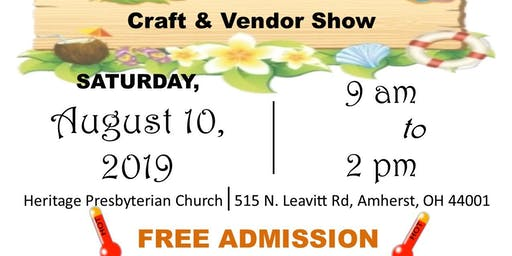 Beat the Heat Craft & Vendor Show