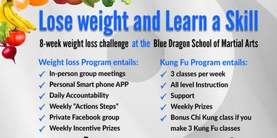 Lose Weight and learn a skill - Bergenfield - May Saturday 4 2019 12:3