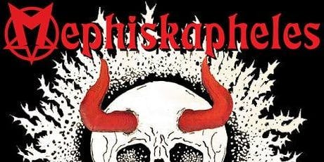 MEPHISKAPHELES w/ VLVD, NO ANGER CONTROL & CORPORATE FANDANGO at Milestone tickets