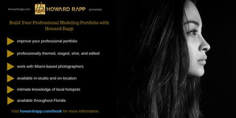 Build Your Professional Modeling Portfolio in Aventura tickets