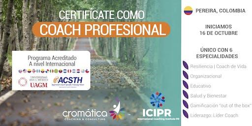 Certificación Coaching Profesional