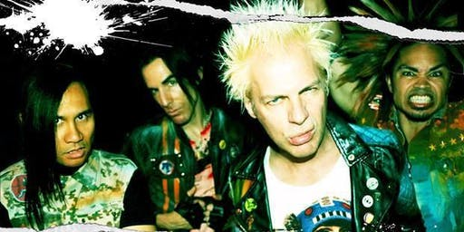 Powerman 5000 at Twisted Spoke Saloon | Pekin, IL