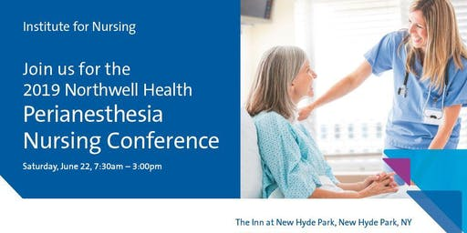 2019 Perianesthesia Nursing Conference