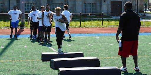 SEVILLE SKILLS YOUTH FOOTBALL CAMP