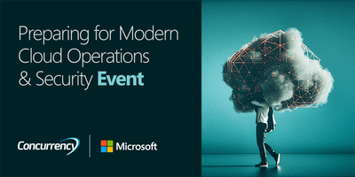 Modern Cloud Operations & Security Event - Milwaukee