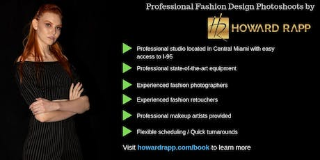 Casting Models for Fashion Photoshoots in Miami tickets