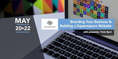 Brand your Business into a Squarespace Website