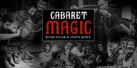 Cabaret Magic  tickets