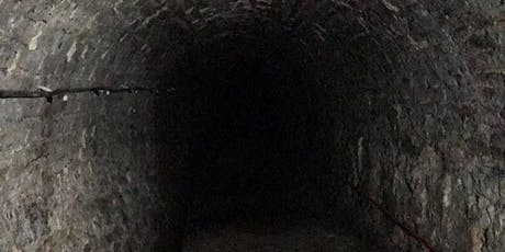 Ghost Hunt - Victoria Tunnels tickets