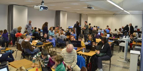 CoderDojo Limerick 19th Oct 2019 tickets