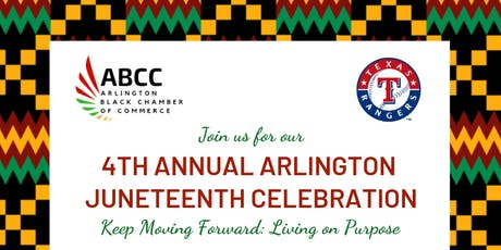 Arlington Black Chamber of Commerce - 4th Annual Arlington Juneteenth Celebration tickets
