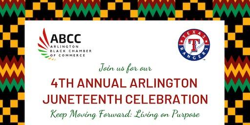 Arlington Black Chamber of Commerce - 4th Annual Arlington Juneteenth Celebration