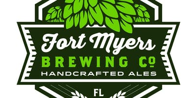 FNGLA Royal Palm Chapter Social Night at Fort Myers Brewing Co.