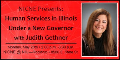 Human Services in Illinois Under a New Governor with Judith Gethner