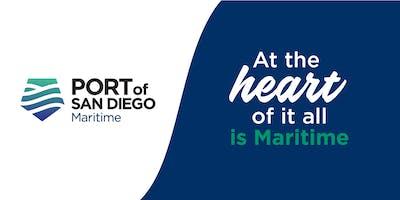 Port of San Diego Maritime Bus Tour #1