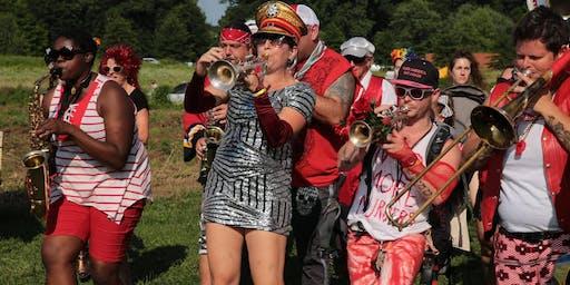 Hudson Valley Brassroots Festival 2019